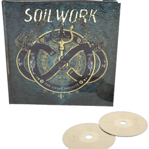 SOILWORK The living infinite Earbook