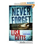 Book Review: Never Forget by Lisa Cutts