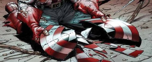 captain america_borken shield