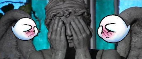 weeping angel_boo mario