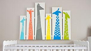 giraffe-headboard