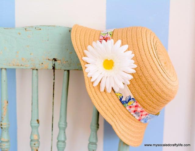 κορδέλα για το καπέλο σου