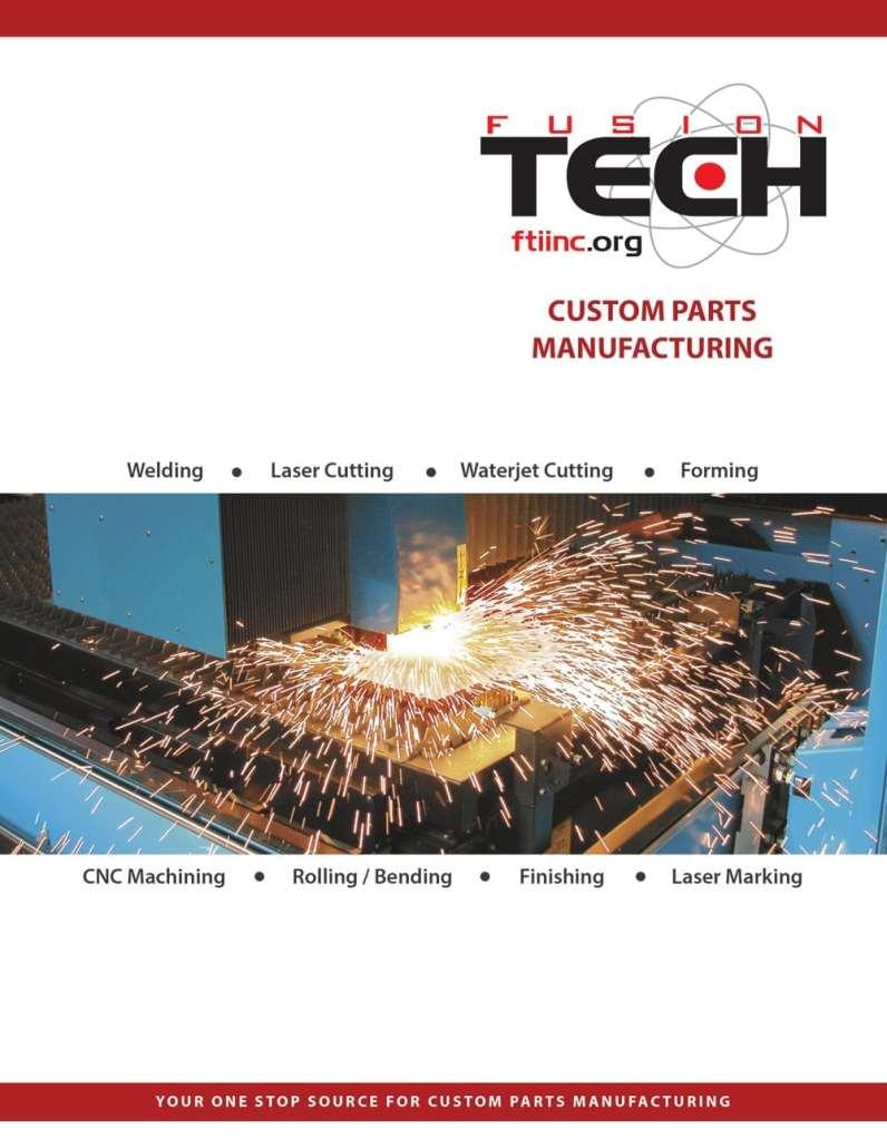 Manufacturing catalog