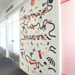 Nike London Office Redesign