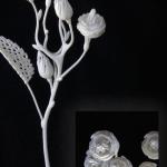 3D Flowers Printing 11