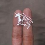 Miniature Papercut Artworks-1