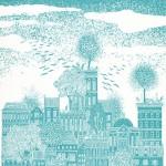CELESTIAL CITIES by David Fleck-5