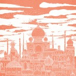 CELESTIAL CITIES by David Fleck-8B