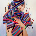 Graphic and Colorful Portraits by Erik Jones -6
