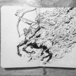 Hyperdetailed Drawings by Kerby Rosanes_3