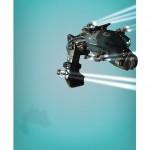 Spaceship Posters by Rixx Javix_8