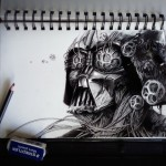 Graphite Pencil Drawing-8