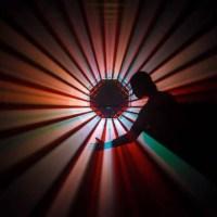 Interactive Light Installation at STRP Biennale