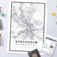 Favorite Places in Poster