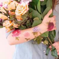 Nice & Cool Temporary Tattoos