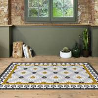 Colorful Contemporary Carpets, Mats and Runners