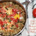 Chicken & Potato Breakfast Hash