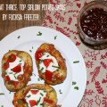Top Sirloin Potato Skins