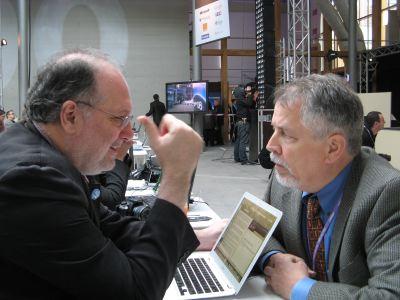 I miei compagni di banco, Doc Searls e Steve Gillmor
