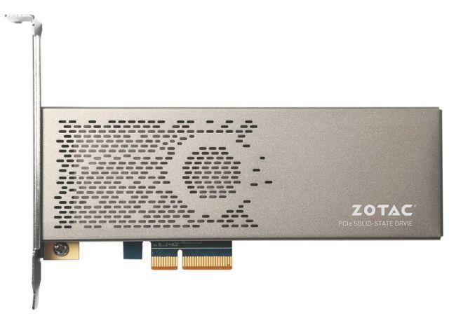 Zotac PCIeSSDTPU 2