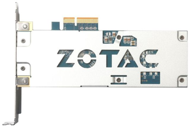 Zotac PCIeSSDTPU 3