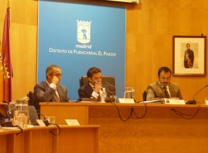 Resumen del pleno de diciembre de 2013 del distrito de Fuencarral-El Pardo
