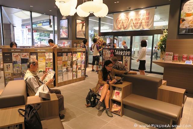 tenjin tourist info opening 2016 008