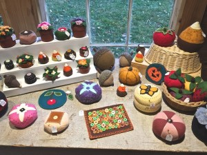 Jane McMillen's Pincushions