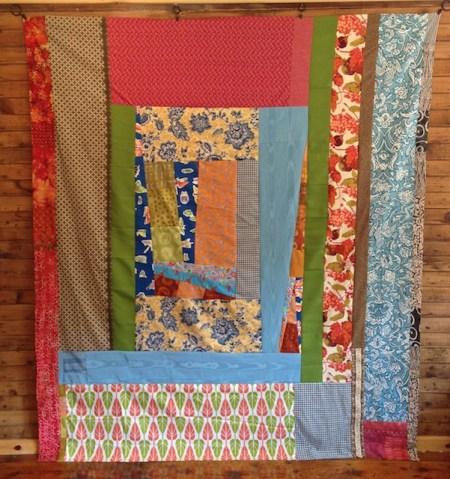 Mrs pamsn quilt