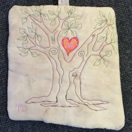 Heart Center Tree