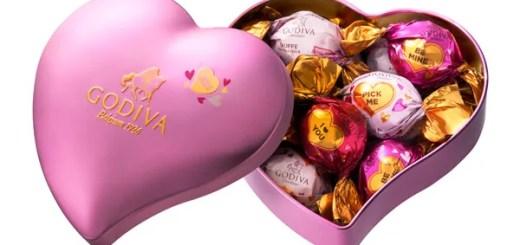 2015年度!貰えるならゴディバ (GODIVA)のチョコレートは貰いたい、なのでゴディバチョコまとめ!