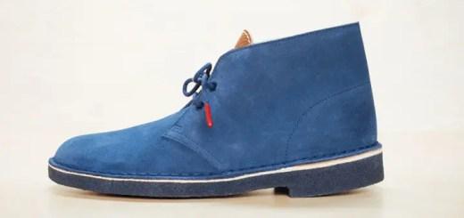 ハーシェル サプリー × クラークス 2015 アイテムから「デザートブーツ」が登場!(Herschel Supply Co × Clarks Desert Boots)