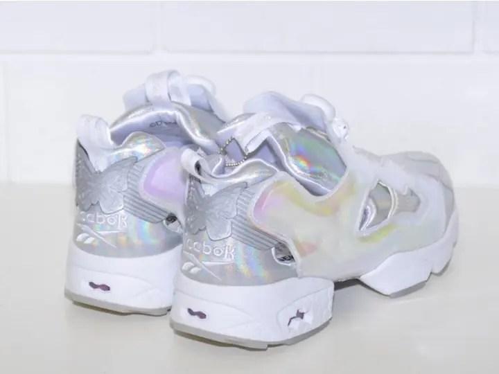 シンデレラのガラスの靴がイメージ!リーボック インスタ ポンプ フューリーが発売! (CINDERELLA × REEBOK INSTA PUMP FURY) [V65831]