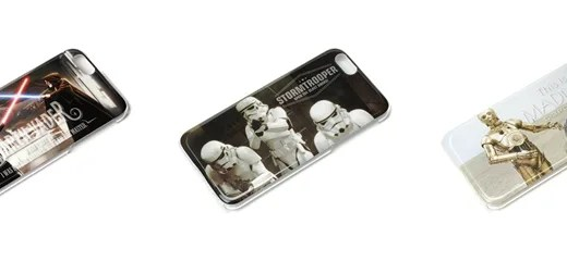 先行予約!スターウォーズ (STAR WARS) iPhone 6用ケースが7/21に発売予定!