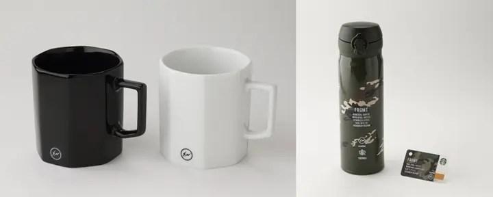 【速報】7/29発売!スタバ × フラグメント × mo'designとのトリプルコラボ「マグカップ」「ステンレスボトル」「ミニ スターバックス カード」が発売! (STARBUCKS FRAGMENT mo'design)