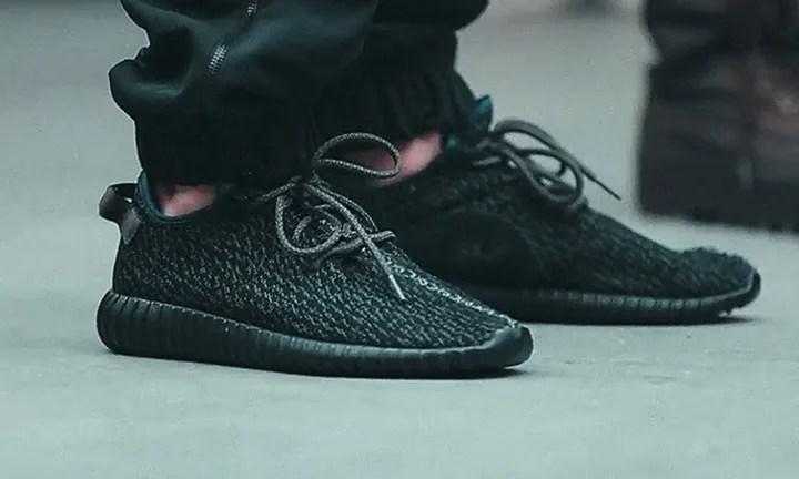 YEEZY 350 BOOST LOW 第2弾!8/22からブラックのアディダス (adidas) × カニエ ウェスト (Kanye West)のコラボスニーカー「イージー ブースト」が発売!