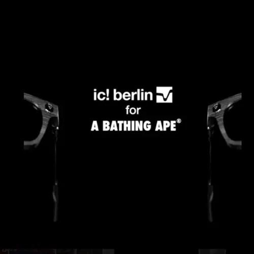 エイプ × アイシー ベルリンコラボが再び登場! (A BATHING APE ic! berlin)