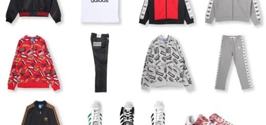 9/10展開予定!アディダス オリジナルス バイ ニゴー 2015年秋冬 (adidas Originals by NIGO 2015 FALL/WINTER)
