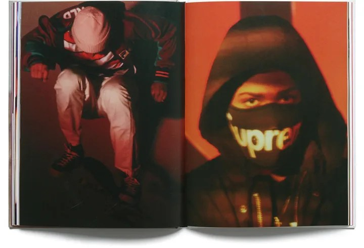 【速報】DAVID SIMS for SUPREME (シュプリーム)、フォトブックが9/19から発売!