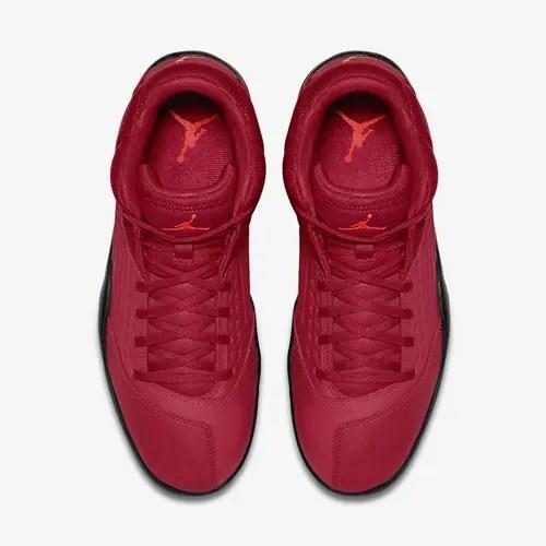 """ナイキ ジョーダン ニュー スクール ジムレッド (NIKE Jordan New School """"Gym Red"""") [768901-623]"""