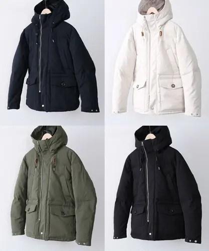 WEB限定カラー有り!coen フーデッドダウンジャケットが11月上旬発売!(コーエン)