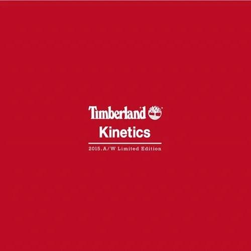 近日発売!Timberland × Kinetics 2015 A/W Limited Edition!(ティンバーランド キネティクス 2015年 秋冬)