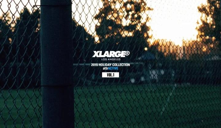 X-large 2015 HOLIDAY COLLECTION 11月発売予定アイテムの予約受付開始!(エクストララージ 2015年 ホリデーモデル)