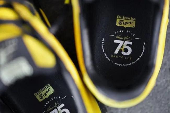 """【別カラーも登場】名は""""ジークンドー""""!ブルース・リーの生誕75周年を記念してオニツカタイガー × BAITとのトリプルコラボが11/27から発売! (バイト Onitsuka Tiger x Bruce Lee 75th Anniversary Corsair """"Jeet Kune Do)"""