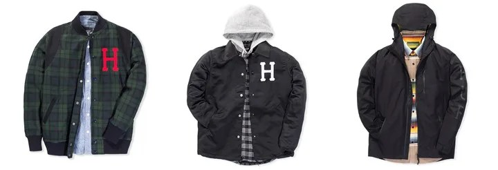 HUF 2015 HOLIDAY COLLECTIONがリリース! (ハフ)