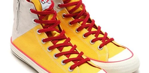 UBIQ × ワンパンマン サイタマ モデル (ユービック ONE PANCH MAN SAITAMA model Shoes of the Hero)