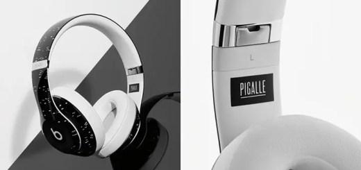 Beats by Dr.Dre × PIGALLEがコラボ!限定版ワイヤレスヘッドフォンが12/11から発売!(ビーツ・バイ・ドクタードレ ピガール)