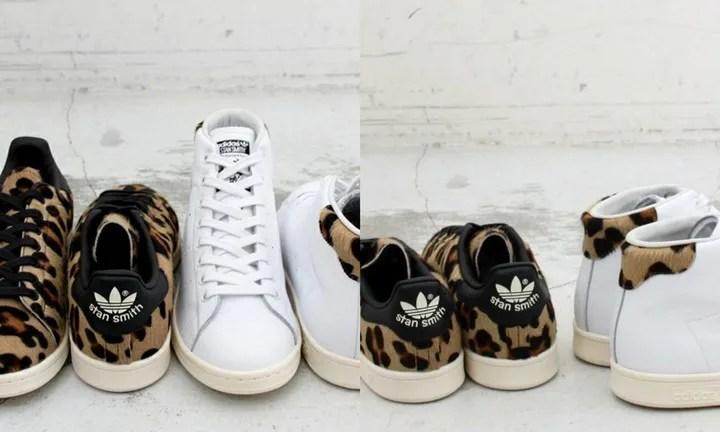 BEAUTY&YOUTH限定!レオパード柄のアディダス オリジナルス スタンスミス「BY adidas LEO STANSMITH」 (adidas Originals STANSMITH ビューティアンドユース)