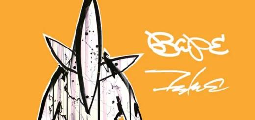 全15アイテム!A BATHING APE x FUTURA COLLECTIONが1/2からリリース!(エイプ フューチュラ)