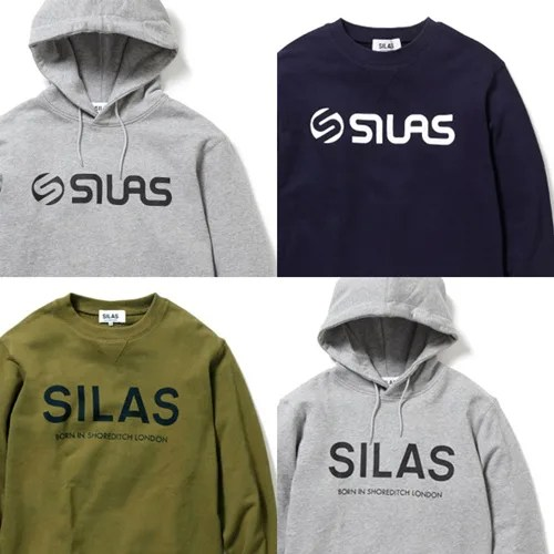 SILAS 2016 NEW YEAR ITEM COLLECTIONが発売! (サイラス 2016年 新春)